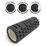 Dr. Health (TM) 13 Inch Deep Tissue Grid Yoga Fitness Massage Foam Roller