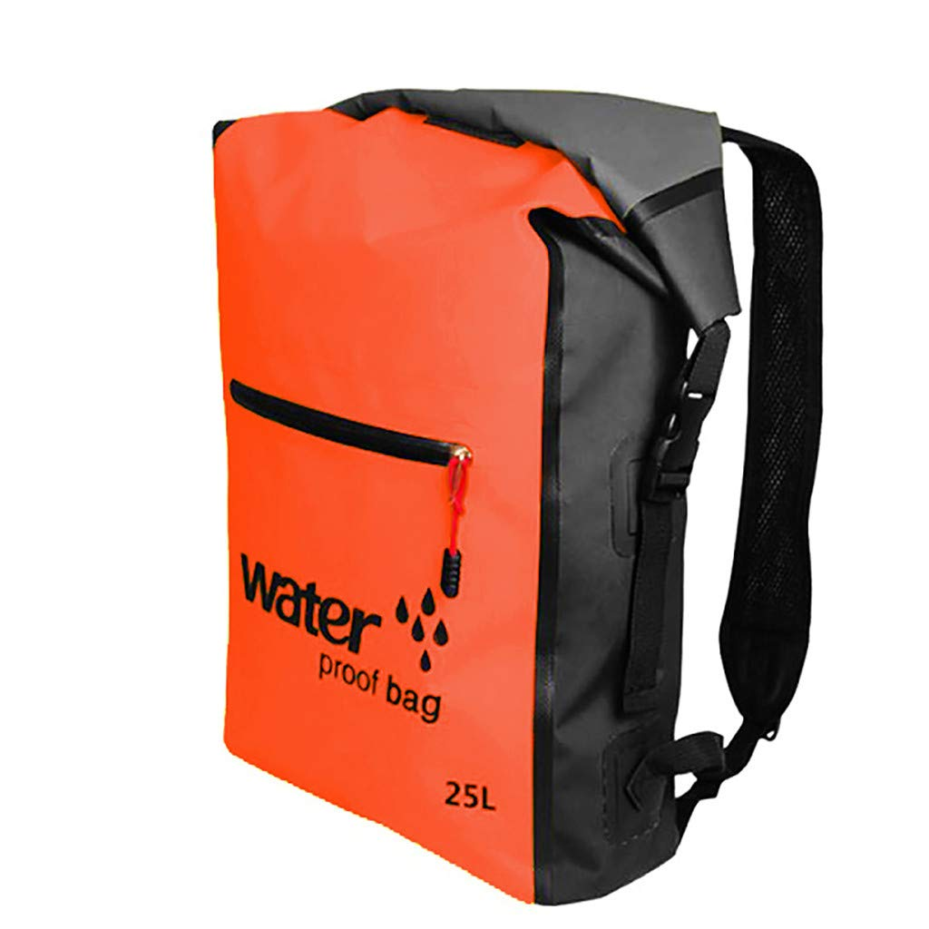 KUNAW Waterproof Dry Bags,Outdoor Waterproof Swimming Bag Storage Bag Drifting Travel Waterproof Bag