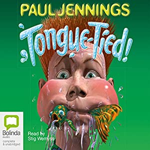 Tongue-Tied Audiobook