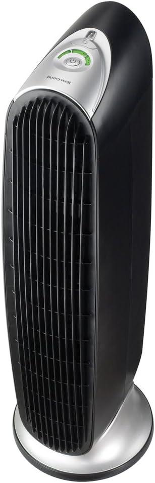 Honeywell HA 120 E Purificador de Aire, 40 W, Negro, Plata: Amazon ...