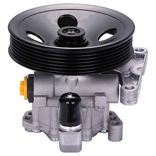 ECCPP 21-120 Power Steering Pump Power Assist Pump Fit for 2007-2012 Mercedes-Benz GL450, 2008-2012 Mercedes-Benz GL550, 2006-2011 Mercedes-Benz ML350, 2008-2011 Mercedes-Benz ML550