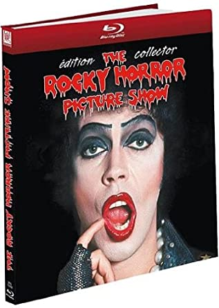 The Rocky Horror Picture Show - Digibook Collector Blu-ray + DVD + Livret