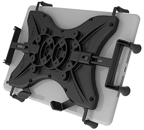 Ram Mount X-Grip III Universal Clamping Cradle for 10-Inch Large Tablets RAMHOLUN9U