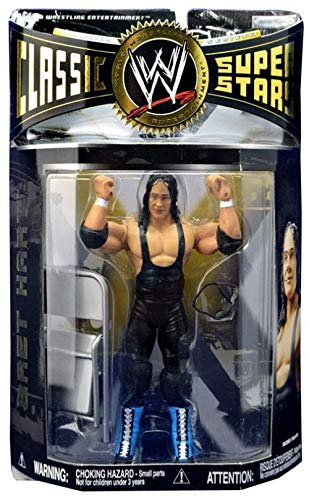 WWE Classic Superstar Collector Series 13: Bret Hart