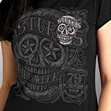 Official 2019 Sturgis Motorcycle Rally Ladies Skull