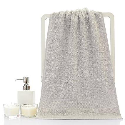 ZHFC Puro algodón toallas puro algodon toallas hotel de cinco estrellas toallas faciales suave coloreado absorbente