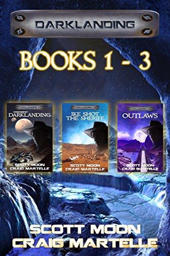Darklanding Omnibus Books 1-3: Assignment Darklanding, Ike Shot the Sheriff, & Outlaws (Darklanding Omnis Book 1)