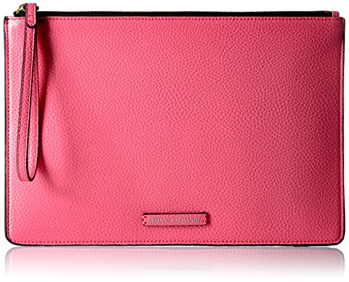 Exchange X Coral Pu Soft Armani Pouch Pebble A wE0xdCqw