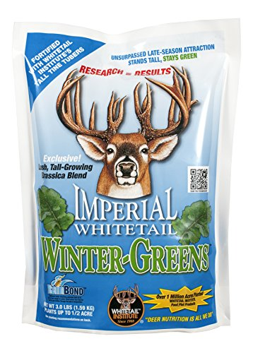 Whitetail Institute Imperial Winter-Greens Food Plot...