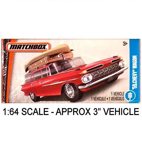 Matchbox Power Grabs 1:64 Scale (approx 3