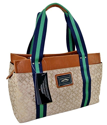 Tommy Hilfiger Tote Bag Iconic Handbag Purse