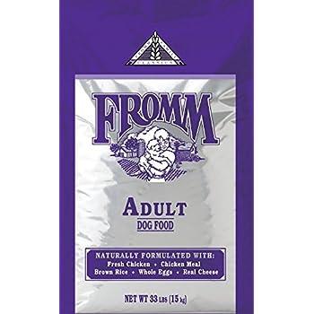 Amazon Com Fromm Classics Adult Dry Dog Food 33lb Pet