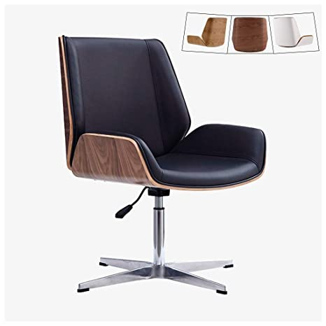 Superb Zhen Guo Mid Century Modern Office Desk Chair With Cipri Forskolin Free Trial Chair Design Images Forskolin Free Trialorg