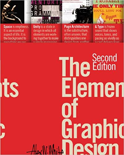 The Elements of Graphic Design: Alex W. White: 9781581157628 ...
