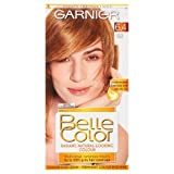 Garnier Belle Color 6.4 Natural Copper Permanent Hair Dye Pack of 3
