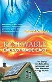 Renewable Energy Made Easy, David Craddock, 1601382405