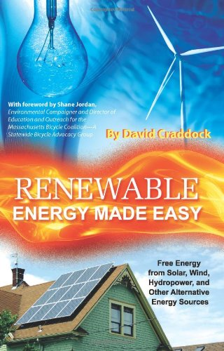 Renewable Energy Made Easy  Free Energy From Solar  Wind  Hydropower  And Other Alternative Energy Sources
