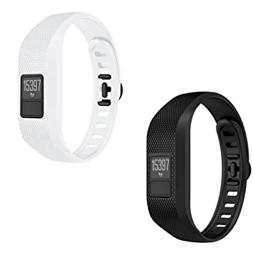 Tosenpo Bracelets 2pcs 3Bracelet En Montre Pour Vivofit De Garmin OXn0ZwkN8P