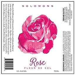 Solomons Island Winery Fleur de Sol Rose Wine