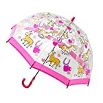 Bugzz Girls Stuff S Umbrella One Size Pony/Hearts