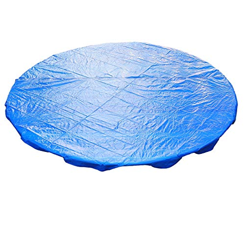 Greenbay 14ft Trampoline Cover Weather and Rain Protection Outdoor Garden Trampoline Accessories
