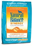 Natural Balance Synergy Formula Ultra Premium Dog Food, 28-Pound Bag, My Pet Supplies