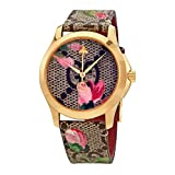 Gucci Timeless unisex watch 38mm YA1264038