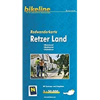 bikeline - Radkarte Retzer Land 1:50 000, GPS-tauglich mit UTM-Netz
