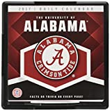 Alabama Crimson Tide 2017 Calendar