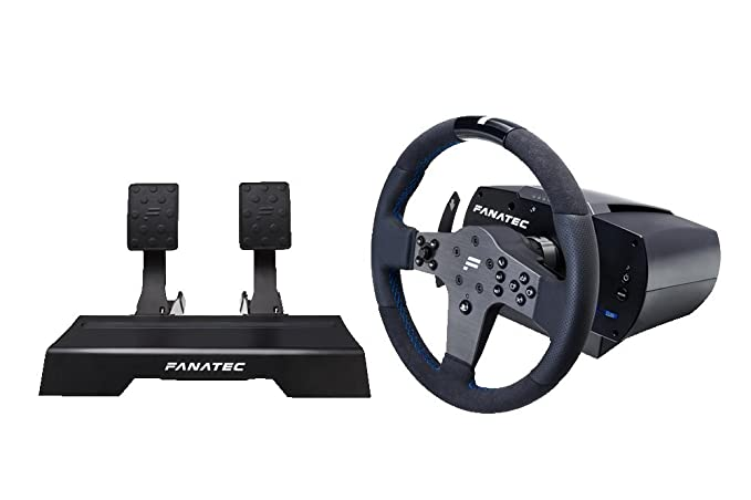 Starter Kit Fanatec CSL Elite para PS4 y PC