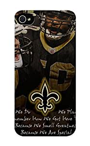 New Style Honeyhoney Hard Case Cover For Iphone 6 4.7- New Orleans Saints
