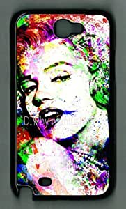 colorful Artistic Forever Marilyn Monroe Samsung Galaxy Note3 Case
