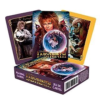 AQUARIUS Labyrinth Playing Cards