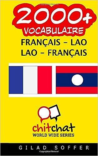 2000+ Français - Lao Lao - Français vocabulaire