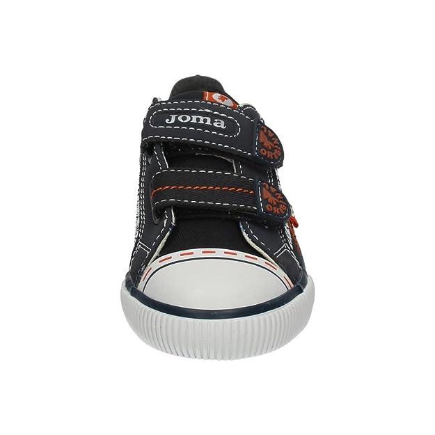 d24c53011 Joma C.PARKS-508 Zapatilla DE Tela NIÑO Zapatillas Marino 22  Amazon.es   Zapatos y complementos