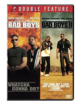 Amazon Com Bad Boys Bad Boys Ii By Sony Pictures Home Entertainment Movies Tv