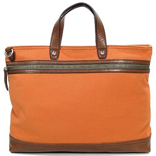 Borsa A Tracolla Arancione Fossile Emerson Orange-brown Mbg9145-800