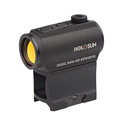 HOLOSUN HS403A Micro Red Dot Sight (2 MOA)