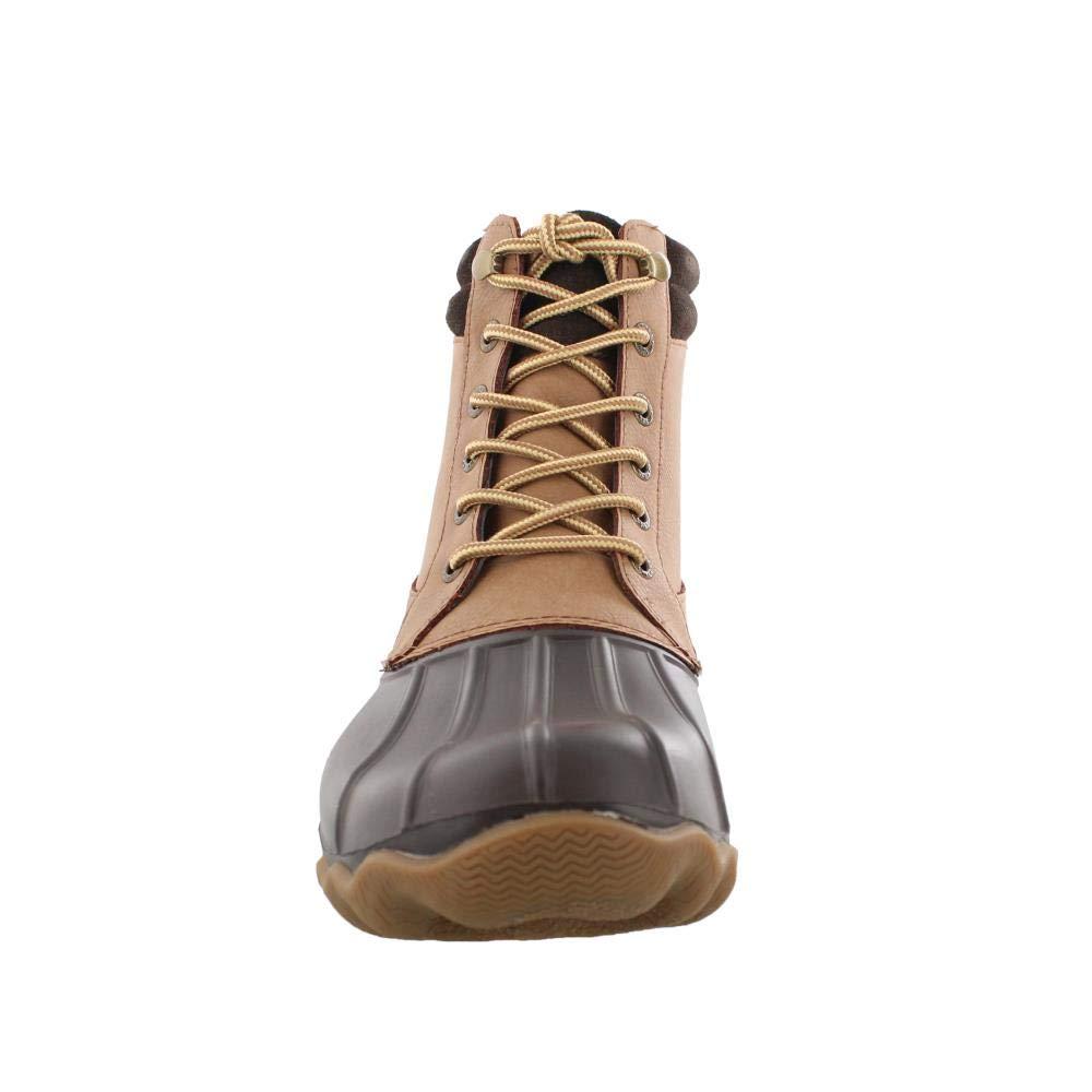Sperry Men's, Brewster Waterproof Boot TAN Brown 13 M by Sperry (Image #3)