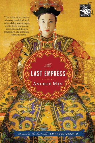 Cover of The Last Empress