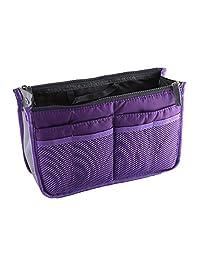 Nylon Handbag Insert Comestic Gadget Purse Organizer Travel Pocket Bag