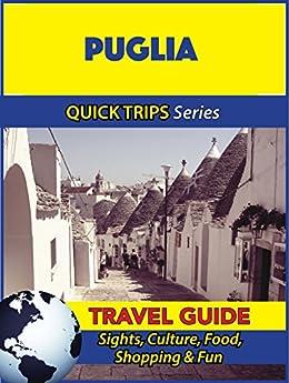Puglia Travel Guide Amazon