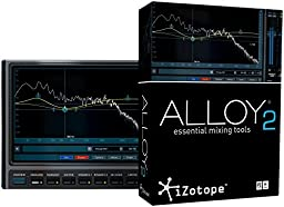 iZotope, Inc. Alloy 2 Signal Processing Software Suite