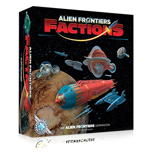 Alien Frontiers: Factions 3rd Edition