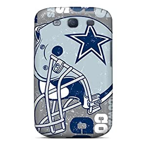 High-quality Durable Protection Case For Galaxy S3(dallas Cowboys)