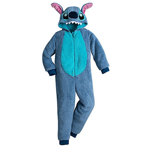 Jumba Jookiba Costume (Disney Stitch Costume Sleepwear for Kids Size 2 Blue 449024657898)