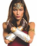 Rubie's Women's Batman v Superman: Dawn of Justice Wonder Woman Deluxe Accessory Set, Multi, One Size