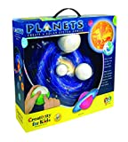 Faber-Castell Creativity For Kids Activity Kit: Planets Create A Solar System Mobile