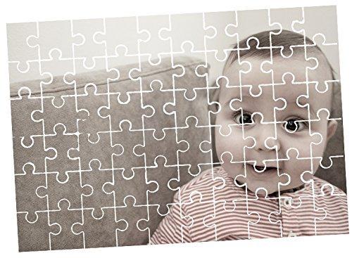 Foto Personalizzata Gioco Puzzle Pezzi / Personalizzato Rettangolari Puzzle Stampa A Trasferimento / Gioco Di Famiglia, Regalo, Unico Regalo Immagine + Decalcomania Gratis Regalo - 8 x 11.3 (96 puzzles) AnOL Ltd.
