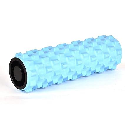 Amazon.com: Jshen Foam Shaft Yoga Foam Roller,Textured ...